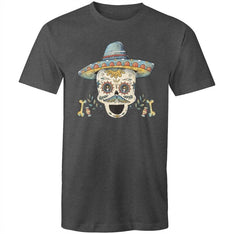 Men's Mexican Sugar Skull Tee - The Hippie House