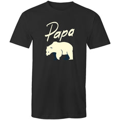 Men's Papa Bear T-shirt - The Hippie House