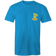 Men's Cactus Pocket Tee - The Hippie House