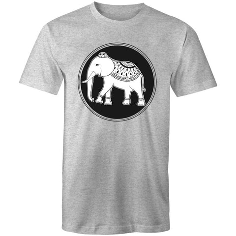 Men's Mandala Elephant T-shirt - The Hippie House