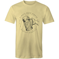 Men's Finest Beer House T-shirt - The Hippie House