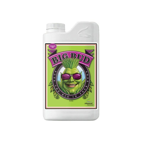 Advanced Nutrients Big Bud Liquid - 500ml - The Hippie House