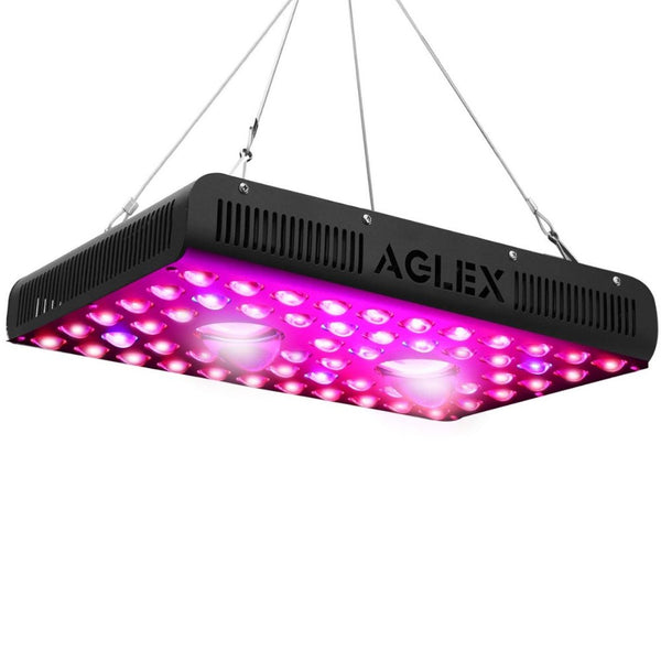 Aglex 1200 Watt COB LED Grow Light - The Hippie House
