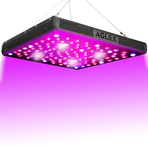 Aglex 2000 Watt COB LED Grow Light - The Hippie House