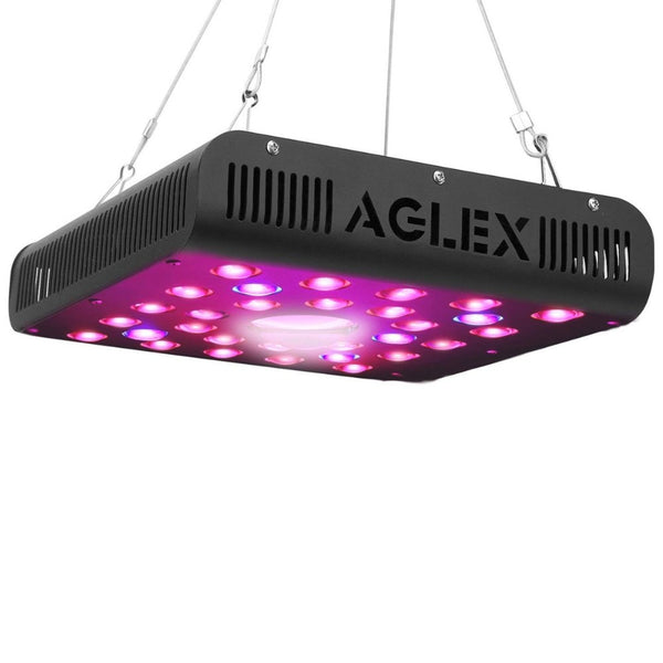 Aglex 600 Watt COB LED Grow Light - The Hippie House