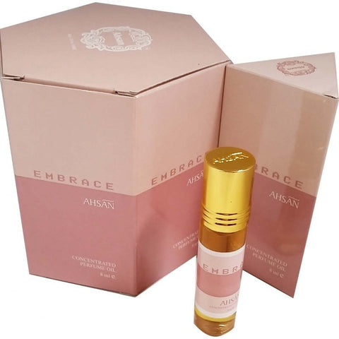 Ahsan Embrace Perfume Oil - 8ml - The Hippie House