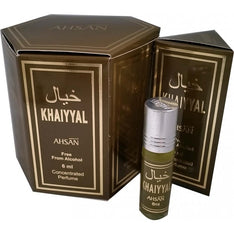 Ahsan Khaiyyal Perfume Oil - 6ml - The Hippie House