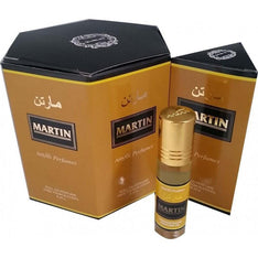 Ahsan Martin Perfume Oil - 8ml - The Hippie House
