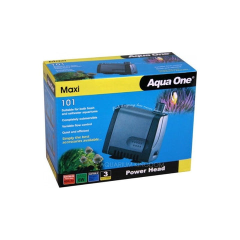 Aqua One Maxi 101 Powerhead Water Pump - 400 L/H - The Hippie House