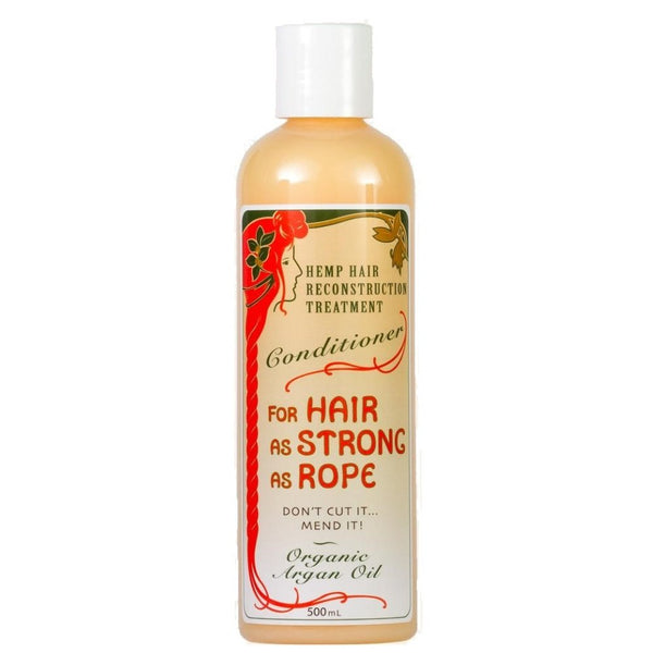 Argan Hemp Conditioner - 500ml - The Hippie House