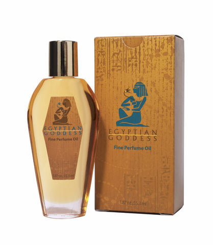 Auric Blends Egyptian Goddess Perfume Oil - Large 55.3ml Bottle - The Hippie House