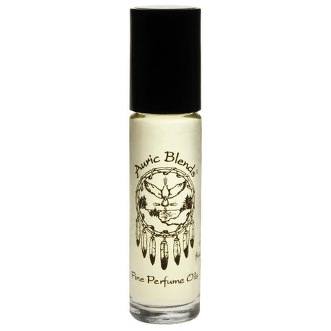 Auric Blends Tea Rose Perfume Oil - The Hippie House
