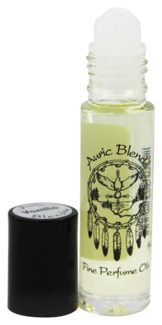 Auric Blends Vanilla Perfume Oil - The Hippie House