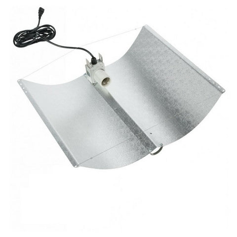 Avenger Adjusta Wing Reflector With Lamp Holder - 70 X 55cm - The Hippie House