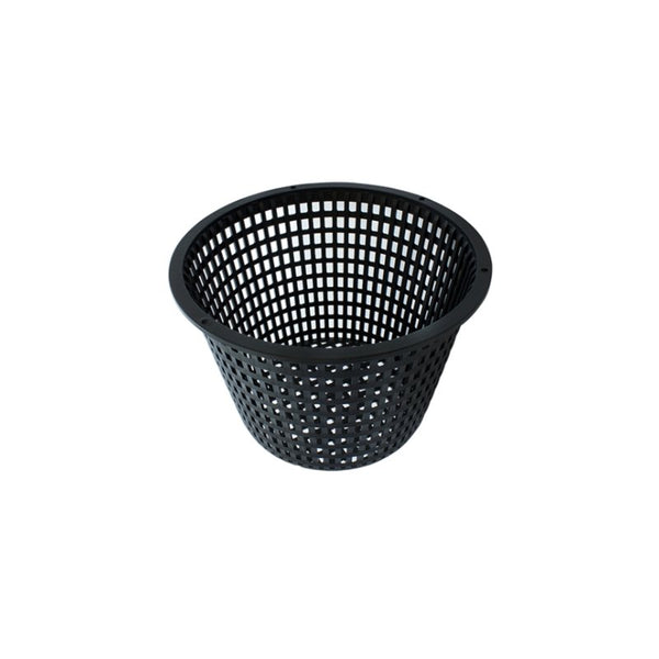 Black Net Pot - 140mm X 100mm - The Hippie House