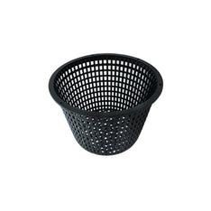 Black Net Pot - 200mm X 130mm - The Hippie House