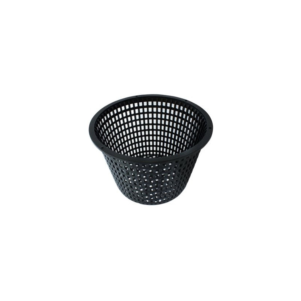 Black Net Pot - 80mm X 75mm - The Hippie House