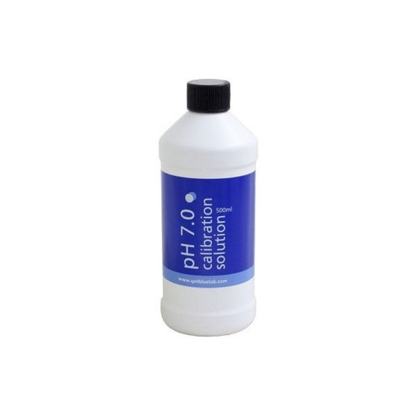 Bluelab pH 7 Calibration Solution - 500ml - The Hippie House