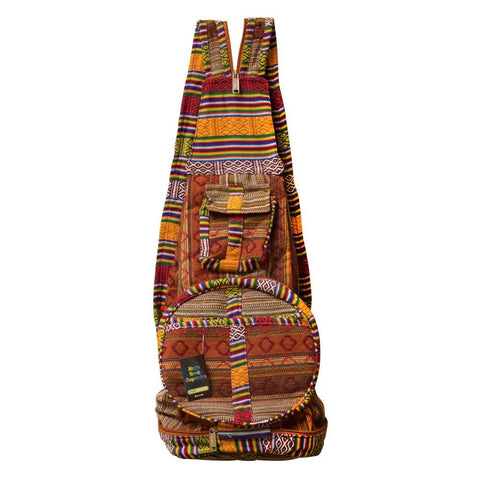 Boho Packable Backpack - The Hippie House