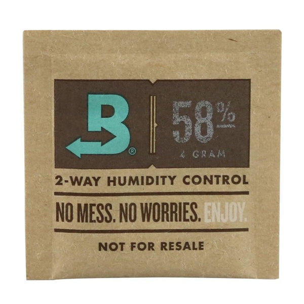 4g Small Boveda 58% Humidipak - The Hippie House