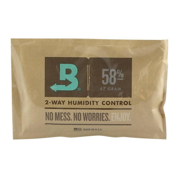 67g Boveda 58% Humidipak - The Hippie House