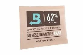 4 Gram Boveda Humidipak - 62% - The Hippie House