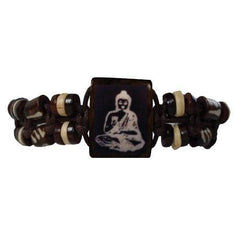 Buddha Macrame Bracelet - The Hippie House