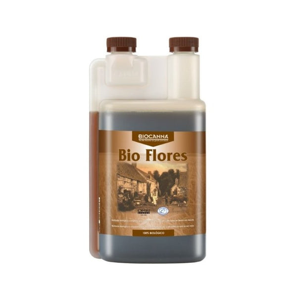 Canna Bio Flores - 250ml - The Hippie House