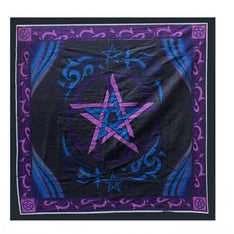 Celtic Pentacle Altar Cloth - The Hippie House