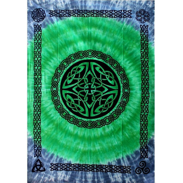 Celtic Tapestry - The Hippie House