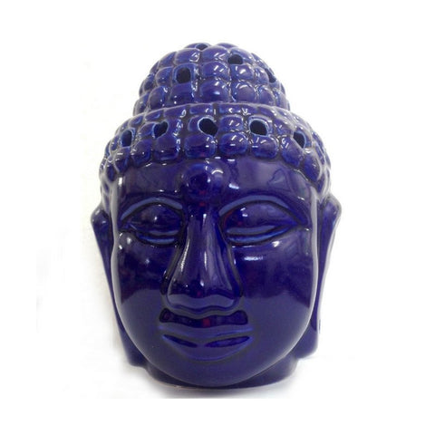 Ceramic Buddha Oil Burner - The Hippie House