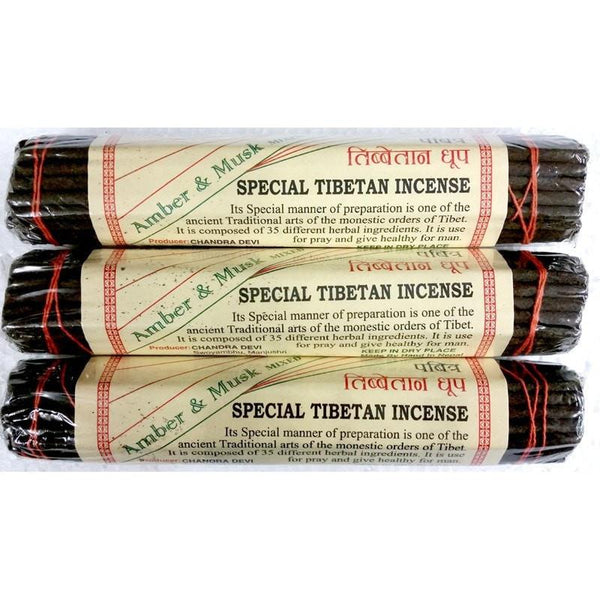 Chandra Devi Incense - Special Tibetan - The Hippie House