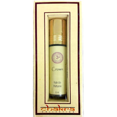 Crown Chakra Perfumed Oil - The Hippie House