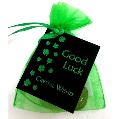 Crystal Wish Kit - Good Luck - The Hippie House