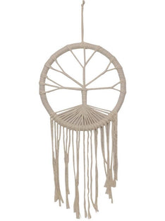 Rope Tree Of Life Dream Catcher - The Hippie House