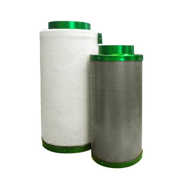 4 Inch Filtaroo Carbon Filter - 100 X 150mm - The Hippie House