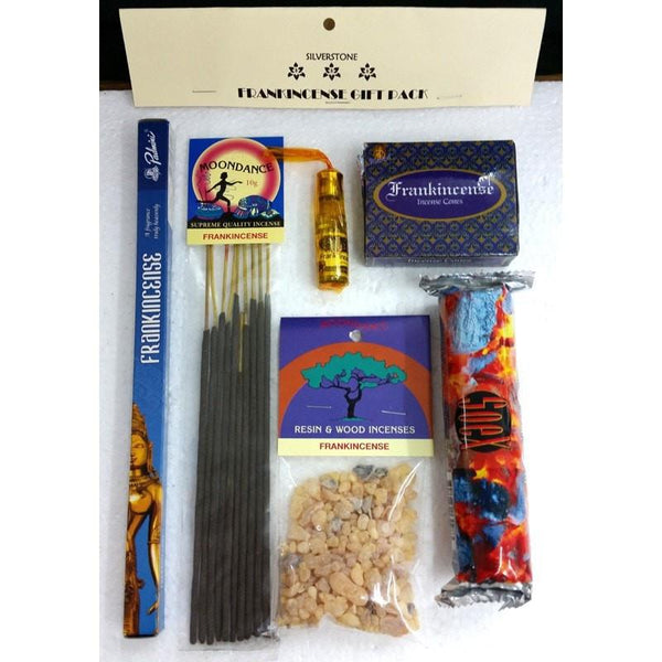 Frankincense Gift Pack - The Hippie House