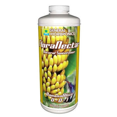 General Hydroponics Flora Nectar - Banana - 946ml - The Hippie House
