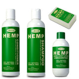 Green Hemp Bath Kit - The Hippie House