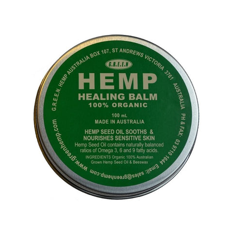 Hemp Healing Balm - The Hippie House