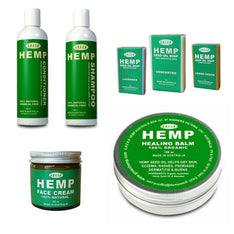 Green Hemp's Natural Body Care Kit - The Hippie House