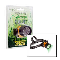 Green LED Head Lamp For Hydroponics - The Hippie House
