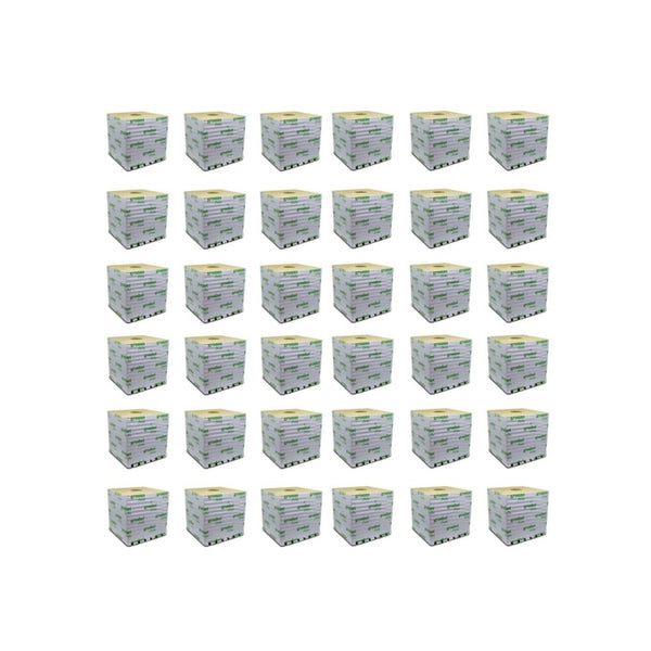 Grodan Rock Wool Cube - 15 X 15 X 14cm - Pack Of 36 - The Hippie House