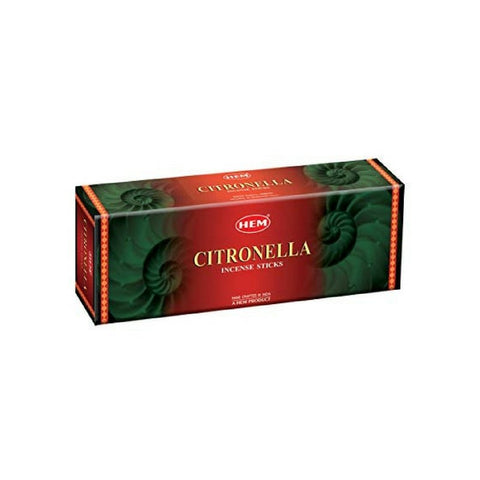 HEM Citronella Incense Sticks - 200 Sticks - The Hippie House