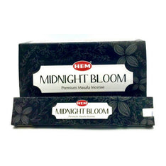 HEM Masala Midnight Bloom Incense Sticks - 180 Grams - The Hippie House