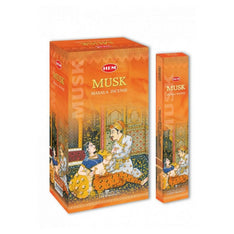 HEM Masala Musk Incense Sticks - 180 Grams - The Hippie House