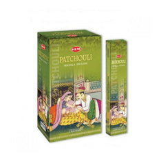 HEM Masala Patchouli Incense Sticks - 180 Grams - The Hippie House