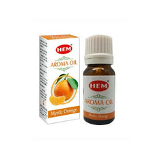 HEM Mystic Orange Aroma Fragrance Oil - 10ml Bottle - The Hippie House