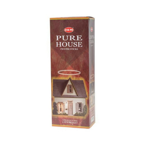 HEM Pure House Incense Sticks - 200 Sticks - The Hippie House