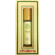Heart Chakra Perfumed Oil - The Hippie House